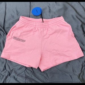 Pangaia Sakura Pink Shorts